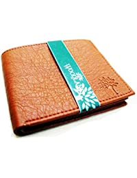 Woodland Artificial Leather Tan Men's Wallet