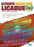Ligabue Ultimate Minus One Guitar Tab Book/Cd