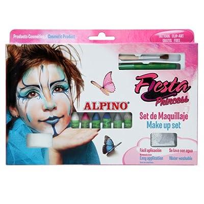 """Alpino - Set maquillaje """"Fiesta princesa"""" (Massats DL000010) de Massats"""