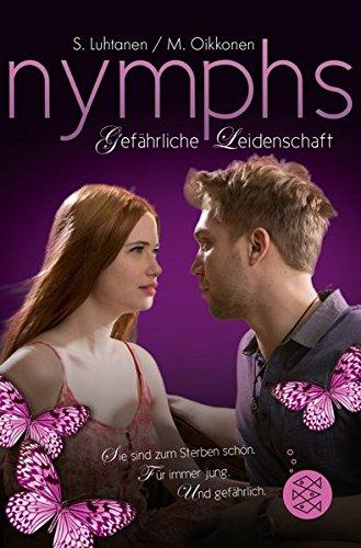 Buchseite und Rezensionen zu 'Nymphs 2.2: Gefährliche Leidenschaft' von Sari Luhtanen