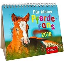 Für kleine Pferdefans 2018: Mini-Monatskalender