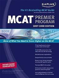 Kaplan MCAT 2007-2008: Premier Program (Kaplan MCAT Premier Program (W/CD))