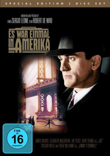 Bild von Es war einmal in Amerika (Langfassung) [Special Edition] [2 DVDs]