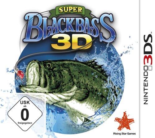 Super Black Bass 3D - [Nintendo 3DS]