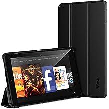 """JETech J3412 - Custodia con Funzione di Supporto per Amazon Kindle Fire HD 10 10.1"""" Tablet, Nero"""