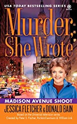 Murder, She Wrote: Madison Ave Shoot (Murder She Wrote)