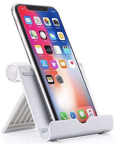 Anker Multi-Winkel Ständer Halter für Tablets, E-Reader und Smartphones: iPad Serien iPad Air New iPad Mini, Google Nexus 7 / 10 / 4 / 5, Samsung Galaxy Tab 2 Tab 3 Note Serien, Galaxy S5 S4 S3, Sony Xperia Tablet Z S usw.