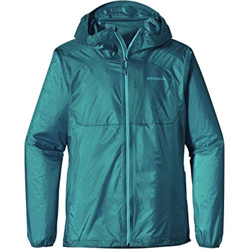 Patagonia M Alpine Houdini Jacket - Underwater Blue - - Wasserdichte ultraleichte Herren Alpin Kletterjacke underwater blue