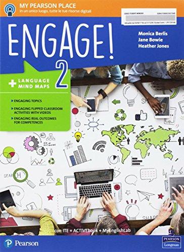 Engage! Ediz. mylab. Per le Scuole superiori. Con e-book. Con 2 espansioni online