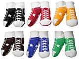 Jazzy Toes Sneakers Boys 0-12 Months