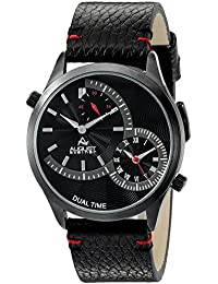 August Steiner Reloj de cuarzo Man AS8167BK 42 mm