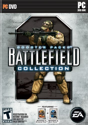 r Pack Collection (Euro Force & Armored Fury) - PC by Electronic Arts ()