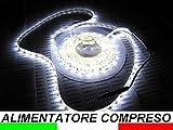 aftertech® IP655m LED Strip Streifen Wasserdicht Weiß Neutral Außenbeleuchtung C2B2. B1B1