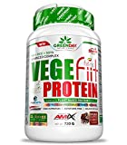 AMIX Greenday vegefiit Protein 720 gr – Sabor – doble-chocolate