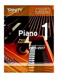 Trinity College London: Piano Exam Pieces & Exercises 2015-2017 - Grade 1 (Book/CD). Für Klavier