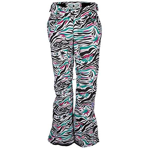 Chiemsee Damen Kizzy 3 Snowpants, Siggi Stardust, XL