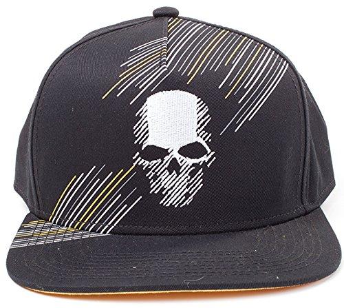 Preisvergleich Produktbild Ghost Recon Cap Wildlands Skull Logo Baseball Cap Snapback Mütze Schirmmütze Kappe