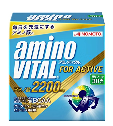 amino-vital-2200-30sticks-japan-import