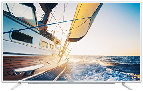 Grundig 32 GFW 6820 80 cm (32 Zoll) LED-Backlight-TV (Full-HD, 1920 x 1080 Pixel, 800 Hz PPR, Triple Tuner (DVB-T2 HD/C/S2), Smart TV), Weiß