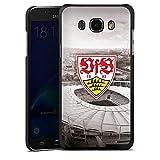 DeinDesign Samsung Galaxy J7 (2016) Hülle Case Handyhülle VfB Stuttgart Fanartikel Stadion