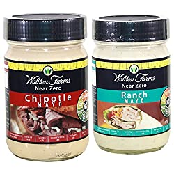 Walden Farms Almost Zero Calorie Mayonnaise (Ranch & Chipotle Mayo)