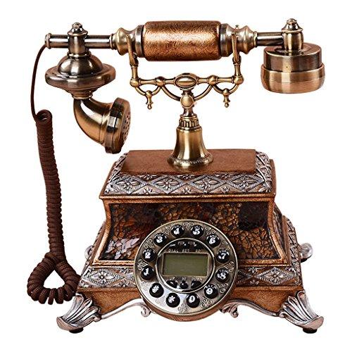Telefoni voip continental retro telefono d'antiquariato mestiere classico telefono personalità della moda creativa retro telefono