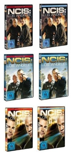 Seasons 1-3 (18 DVDs)