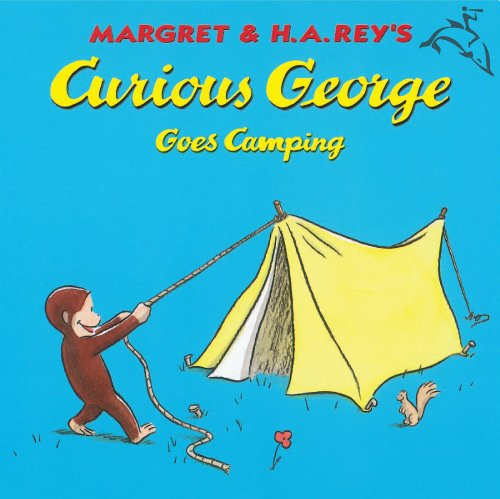 Image of Curious George Goes Camping