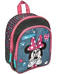 Undercover mids7601Sac à dos avec poche avant, Disney Minnie Mouse, env. 31x 25x 10cm