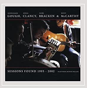 Sessions Found 1995-2002 [Import USA]