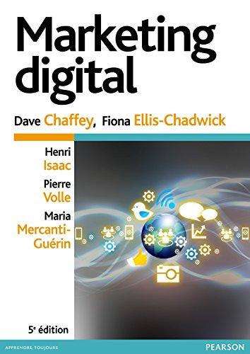Marketing digital 5e édition