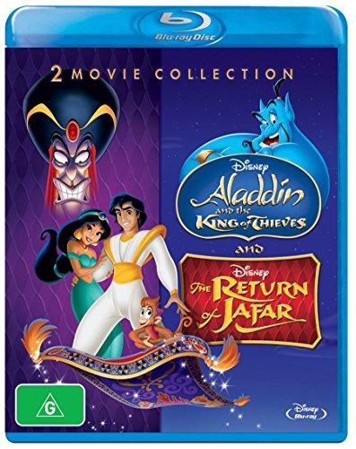 ALADDIN: KING OF THIEVES / RETURN OF JAFAR - ALADDIN: KING OF THIEVES / RETURN OF JAFAR (1 Blu-ray)