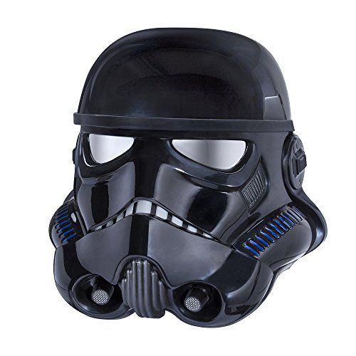 Star Wars The Black Series Shadow Trooper Electronic Helmet (Amazon (Kostüme Authentisch Stormtrooper)