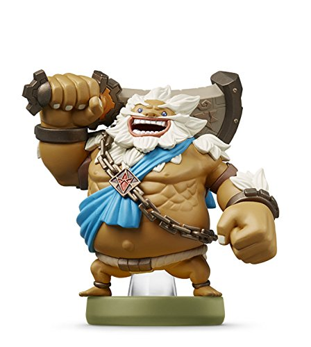 Amiibo Daruk - Legend of Zelda Breath of the Wild series Ver. [Switch / Wii U] [Import Japonais] [video game] …