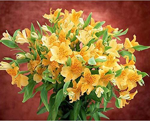 mazzo di crisantemi gialli - 80x80cm diamante ricamato kit punto croce pittura diamante rotondo fai da te diamante artista decorazione domestica regalo