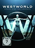 Westworld Staffel 1: Das Labyrinth [3 DVDs] - Michael Crichton