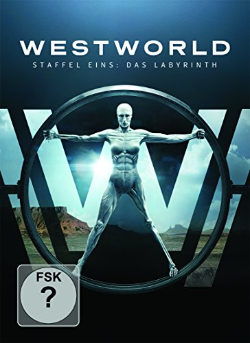 Westworld Staffel 1: Das Labyrinth [3 DVDs]