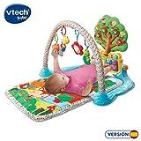 VTech- Amigos En El Parque Manta de Juego Y Gimnasio Infantil, Multicolor, Talla Única (3480-190622)