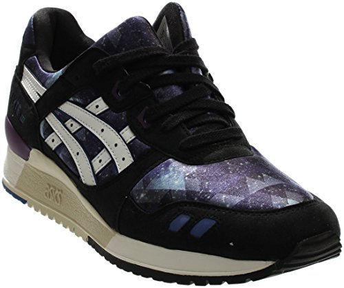 Asics Mens Gel-Lyte III Retro Sneaker Blue/ White
