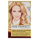 Haarfärbemittel Excellence Age Perfect 8,31 hellblond Asche