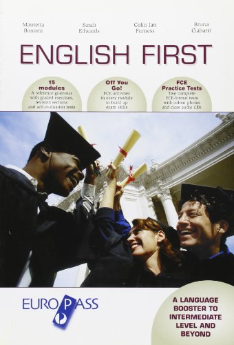 English First. Per le Scuole superiori