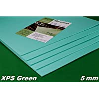 30 m² Trittschalldämmung Dämmung Boden für Laminat Parkett, 5mm - XPS Green