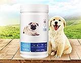 GOWE Ziegenmilch Spezial für Hund, Muttermilch Ersatz 400g, voll mit DHA, ARA, FOS, GOS, Taurin etc.