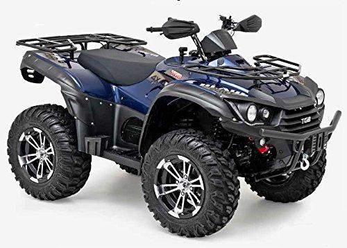 Tgb, quad Blade 550EFI 4x4, colore blu notte metallizzato