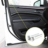 BEMLP 4 Piezas de automóviles de Bloqueo de Puerta de Coche Knob. Cubiertas de elevación para Volkswagen VW Golf 4 5 7 6 MK4 Honda Civic 2006-2011 Accord 2003