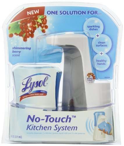 lysol-no-touch-kitchen-system-dish-soap-dispenser-starter-kit-berry-85-ounce-by-lysol-beauty-english