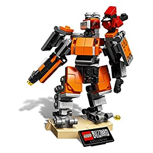 LEGO Overwatch Omnic Bastion 182-Piece Building Kit  LEGO