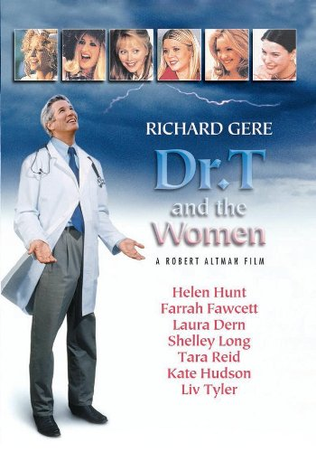 Dr  T And The Women  DVD   2000
