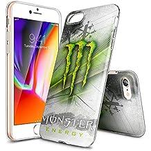coque monster iphone 8 plus