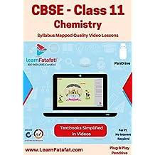 CBSE Class 11 Chemistry (PenDrive)